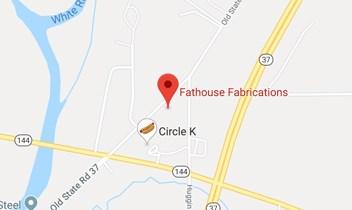 Fathouse Fabrications Map