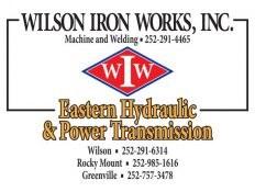 Wilson Iron Works, Inc. Logo