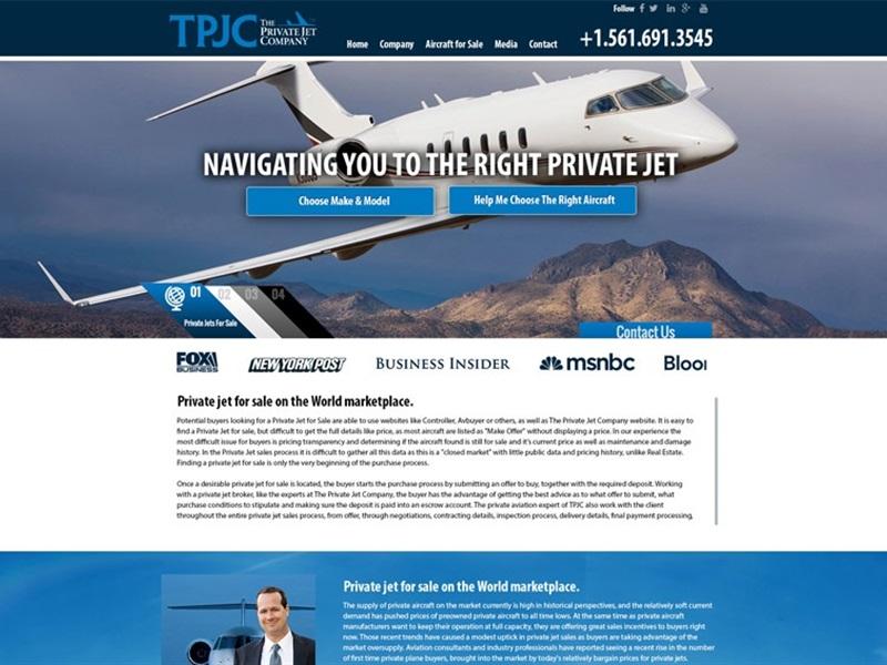 The Private Jet Company