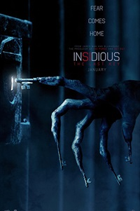 Insidious: The Last Key - Now Playing on Demand
