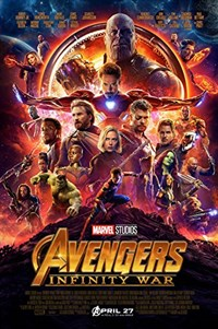Avengers: Infinity War - Now Playing on Demand