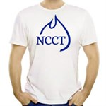 Men's White NCCT Shirt