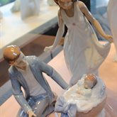 Lladro A New Treasure available at Albert F. Rhodes Jewelers