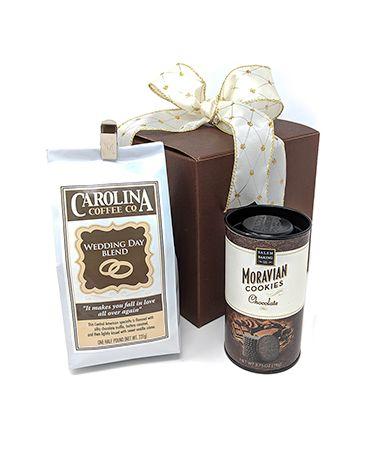 Carolina Coffee Coffee and Cookies