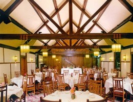 The Roycroft Inn and Campus is a  World Class Wedding Venues Gold Member