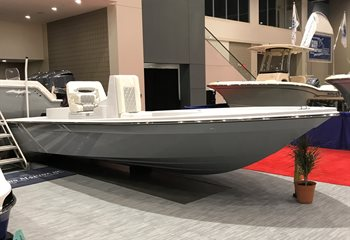 2020 East Cape Bay Gray Boat
