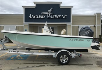 2020 Key West 176 CC Sportsman liquid-unknown-field [type] Boat