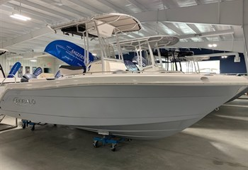 2021 Robalo R222 Alloy Gray  Boat
