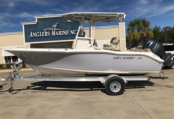 2020 Key West 219 FS Manta Gray (ON ORDER) Boat