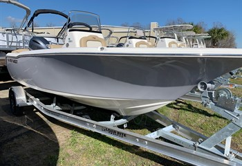 2020 Key West 203 FS Manta Gray #TC150 Boat