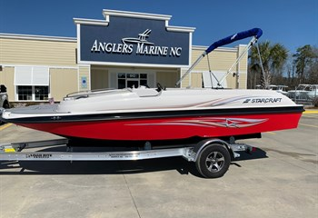 2020 Starcraft 2000 Limited OB Black/Red #59989 Boat