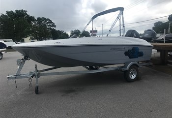 2021 Bayliner Element E16 Gray Boat