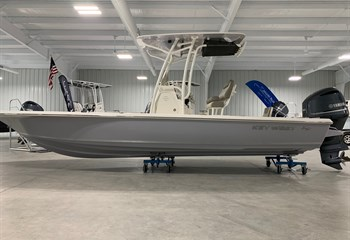 2021 Key West 250 Bay Reef Manta Gray  (CLAYTON) Boat