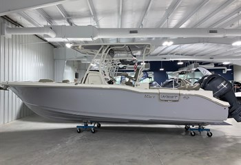 2021 Key West 263 FS Manta Gray Boat