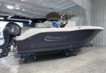 2021 Robalo R180 Shark Gray  Boat