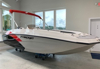 2021 Starcraft SVX 171 Red  Boat
