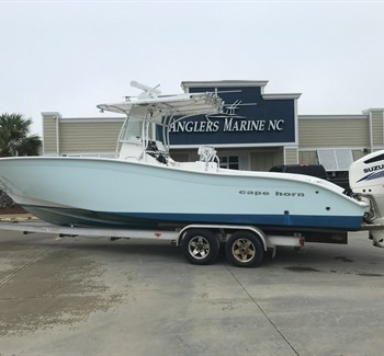 2008 Cape Horn 31T Used Boat