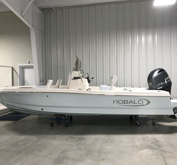 2019 Robalo R206S Cayman New Boat