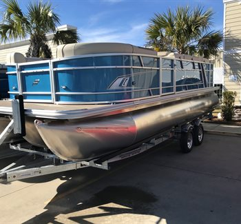 2019 Starcraft EX22 Wave Blue liquid-unknown-field [type] Boat