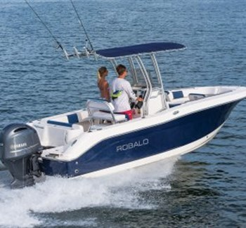 2019 Robalo R202 Explorer New Boat