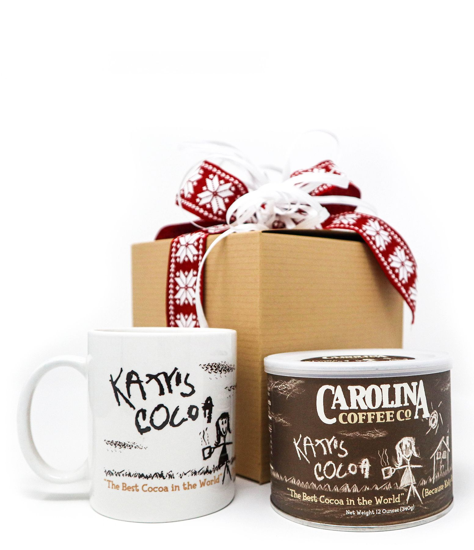 Carolina Coffee Katy's Cocoa and Mug