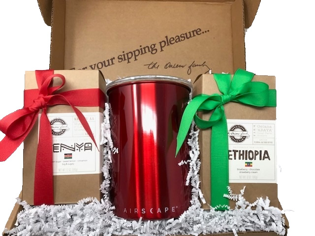 Carolina Coffee Limited Edition Specialty Gift Box