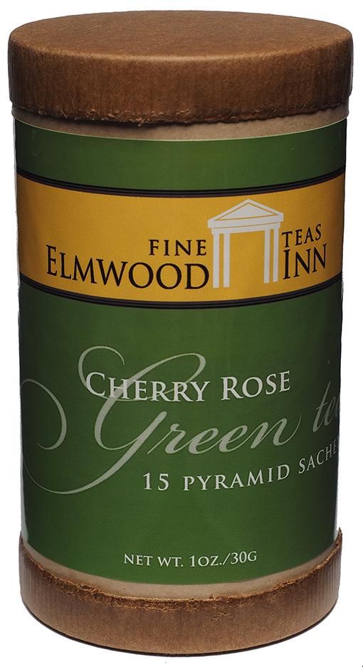Carolina Coffee Cherry Rose Green Tea Sachets