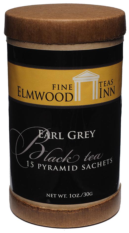 Carolina Coffee Earl Grey Black Tea Sachets