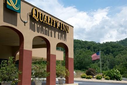 WCUHotels.com Quality Inn of Sylva