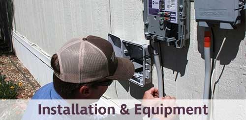Installation & Equipment