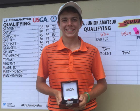 U.S. Junior Amateur Ch&ionship Sectional Qualifying Results - The Country Club of Birmingham  sc 1 st  Alabama Golf Association : usga sectional qualifying - Sectionals, Sofas & Couches