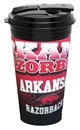 Arkansas, University of (Razorbacks) TravelCups